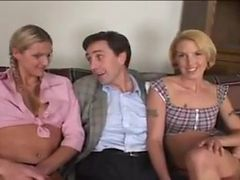 3-way with Ashley long and Fion Cheeks