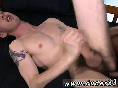 Cute white cocks gay porn pics first time Aj Monroe Fucks Sa