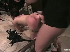 Yes sir! Please... (Kink  Public Disgrace)