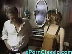 Young virgin girl introduced to fucking