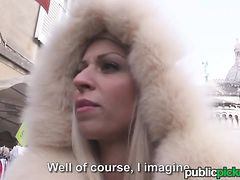 Mofos.com - Chloe Lacourt - Public Pick Ups