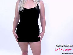 Cute Blonde Fucked At Photoshoot Auditiion